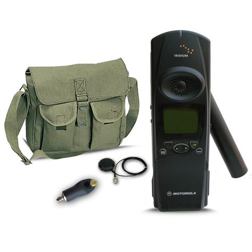 Iridium Motorola 9500 Refurbished Satellite Phone Kit