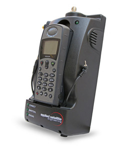 ASE Iridium 9505A Docking station- Military version with satellite phone