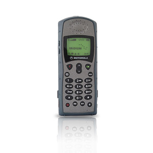Iridium 9505 satellite phone