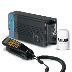 Sailor SC4000 Iridium Fixed Satellite Phone System