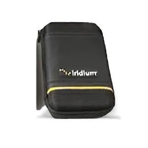 Carry Protective Nylon Bag for the Iridium GO WiFi hotspot device.