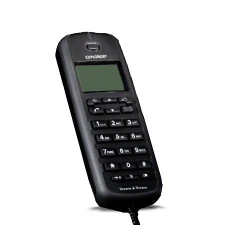 Cobham BGAN Explorer 2-Wire Phone-403625B