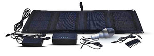 Satstation Solarflex 12 Foldable Flex Solar Panel