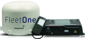 AddValue Fleet One Satellite Marine Terminal- Voice & Internet