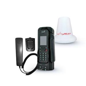 Beam IsatDock 2 Lite w/ Passive Antenna & Handset