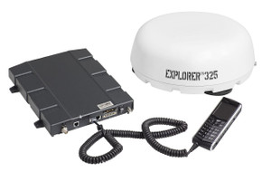 Thrane Explorer 325 Vehicular Satellite Internet Terminal