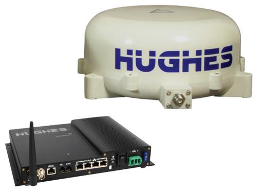 Inmarsat Hughes 9450 Vehicular Satellite Internet Modem