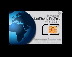Inmarsat IsatPhone Pro Prepaid Sim Cards