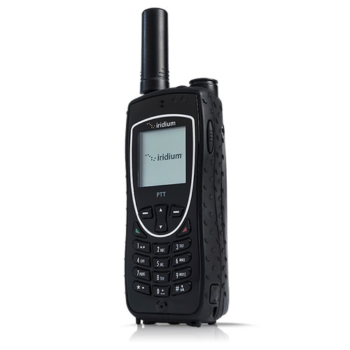 Iridium Extreme Push To Talk Satellite Phone
