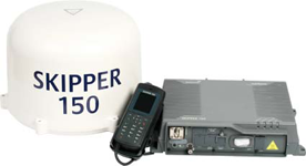 Addvalue Skipper 150 Fleet Broadband Satellite Internet Terminal