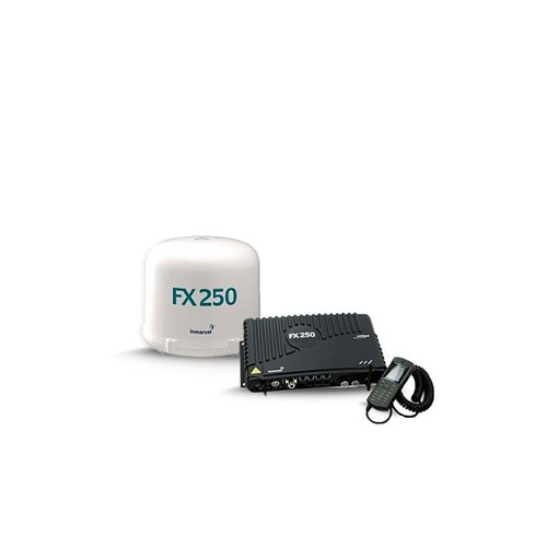Addvalue  FX 250 FleetBroadband  SatelliteTerminal