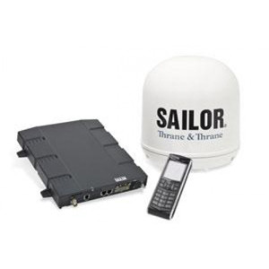 Thrane Sailor 150 Inmarsat Fleet broadband Satellite Internet Terminal