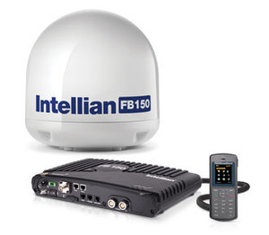 Intellian FB150 Fleet Broadband Marine Satellite Internet Terminal