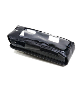 Leather Holster for Iridium 9555 Satellite Phone
