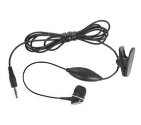 Wired Hands-free headset for isatphone pro satellite phone