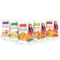 Wai Lana Cassava Chips:  (16 pack)