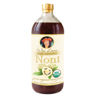 Aged Hawaiian Pure Organic Noni Juice (32 oz) - Free Shipping