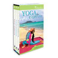 """Yoga for Everyone"" DVD Tripack"