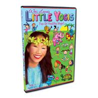 Los Pequeños yoguis de Wai Lana, en DVD, Vol. 1