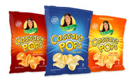 Cassava Pops (12 pack)