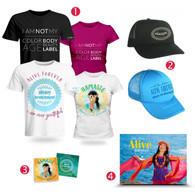 Alive Forever Merchandise Bundle #2