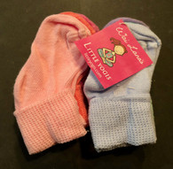Little Yogis Infant socks, size 12-24 months
