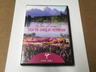 Yoga: the ounce of prevention DVD Vol 1