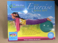 Little Yogis Naptime Yoga Ball Kit