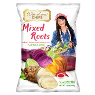 Mixed Roots Chips: Paprika Lime (3.5 oz) - 12 Pack