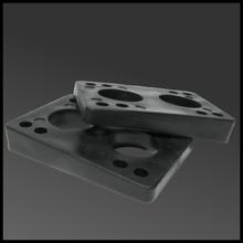 Wedge Riser Pads.