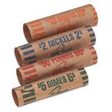 Gunshell Coin Wrappers