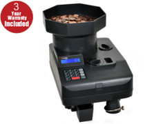 Cassida C850 Heavy Duty Coin Counter/Off-Sorter
