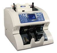 Hitachi iH-100 1-Pocket Mixed Money Counter / Currency Discriminator