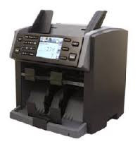 Amrotec X-1   Mixed Money Counter / Currency Discriminator