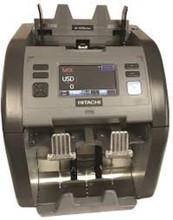 Hitachi iH-110 2-Pocket Currency Discriminator