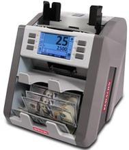 Semacon S-2500 2-Pocket Currency Discriminator (Premium Bank Grade)