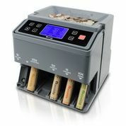 Cassida C300 Coin Sorter Counter Wrapper