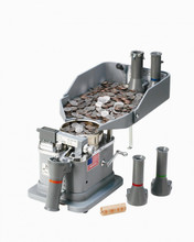 Klopp CM Manual Coin Counter/Wrapper/Bagger