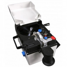 Semacon S-35 Electric / Manual Coin Counter/Packager with Batching