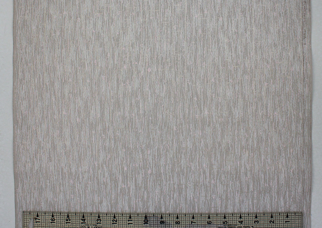 1940s Vintage Wallpaper Gray Faux Finish Silver Accents