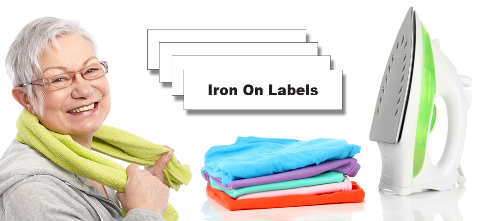 Name Labels Iron On Labels Clothing Labels Clothes