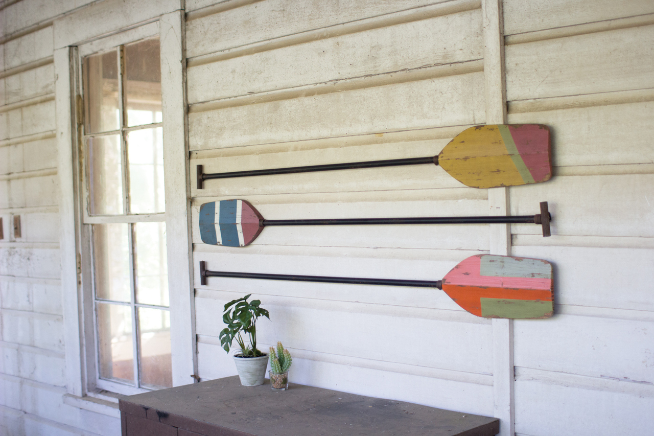 Excellent 9 Coastal Wall Pieces To Inspire Your Nautical Heart - Everything  VN87