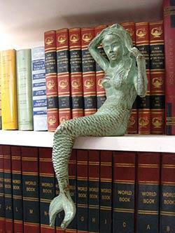 nautical home decor enhances rooms - Mermaid Home Decor