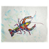 Crayfish A Place Mats - Set of 2