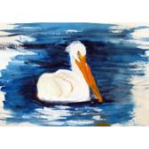 Spring Creek Pelican Beach Towel