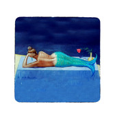 Mermaid Coasters - Set of 4
