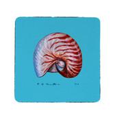 Nautilus Coasters - Set of 4