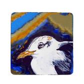 Gull Portrait Lt Coasters - Set of 4