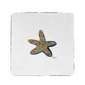 Starfish Coasters - Set of 4