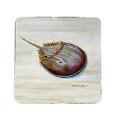 Horseshoe Crab Coasters - Set of 4